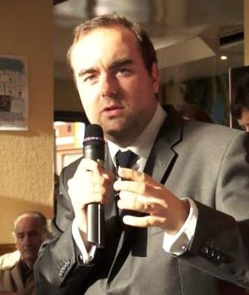 Sébastien Lecornu n'a jamais caché son soutien à Bruno Le Maire (Photo © Twitter)