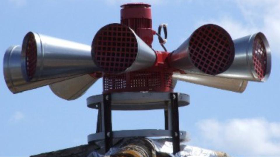 Test des sirènes d'alerte ce mardi 27 juin dans l'Eure : pas de panique