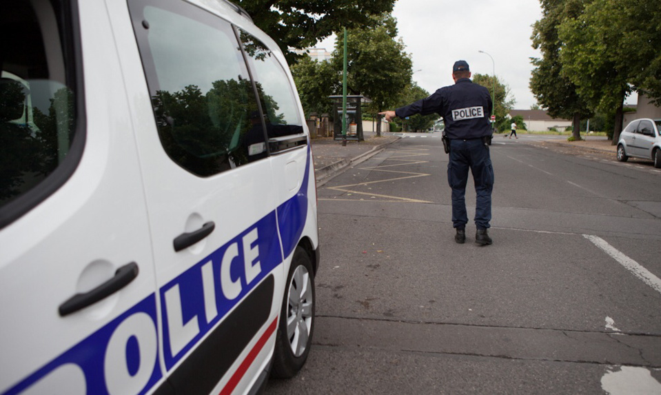 L'automobiliste a été intercepté à l'entrée d'Évreux (illustration @DGPN)
