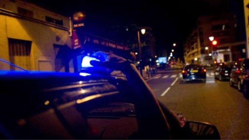 La voiture des suspects a été interceptée sur l'A13 par des équipages de la brigade abri-criminalité (Illustration)