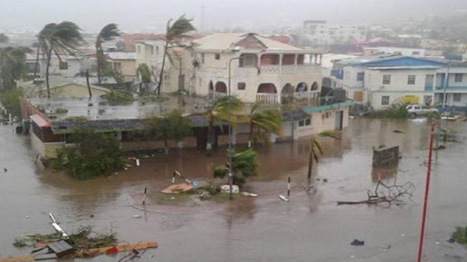 La Croix Rouge a lancé un appel aux dons pour venir en aide aux sinistrés (Photo © D.R / Croix Rouge)