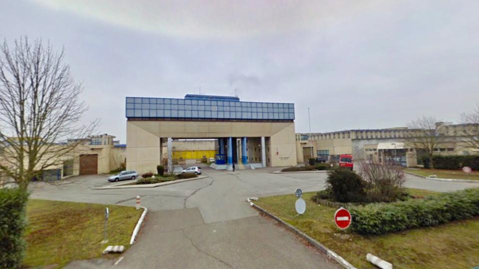 Le centre de détention de Val-de-Reuil est un des plus importants d'Europe