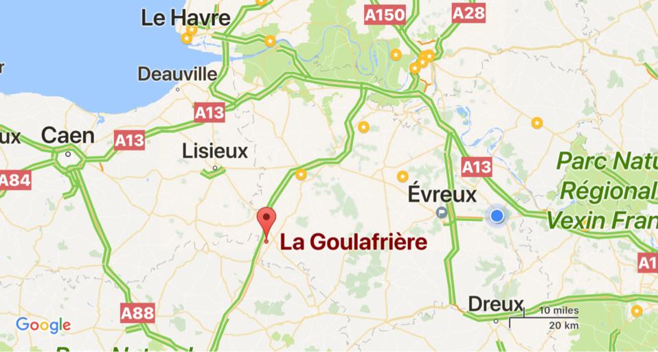 Camion couché sur les voies dans l'Eure : l'autoroute A28 fermée en direction de Rouen
