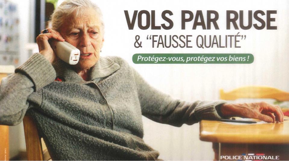 Rouen : les faux policiers se font remettre la carte bancaire de leur victime de 68 ans