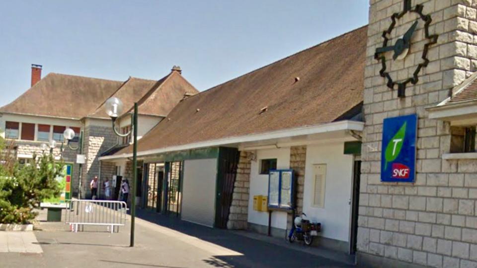 La jeune fille a été agressée dans l'enceinte de la gare (illustration)