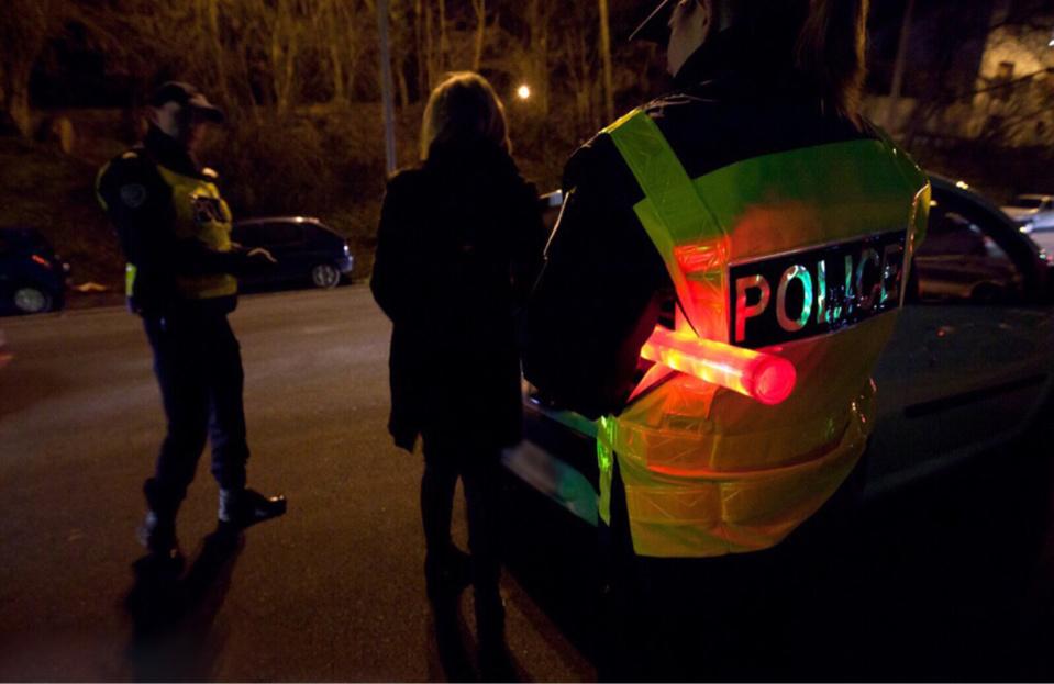 Le directeur départemental de la police a participé aux recherches avec ses hommes (Illustration)