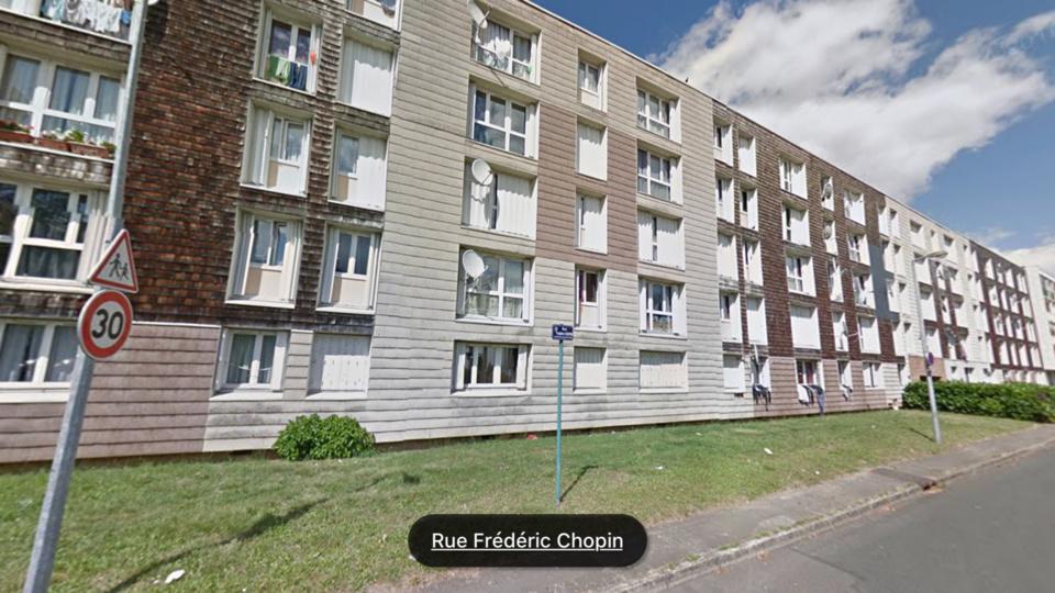 Yvelines : un corps calciné retrouvé dans un appartement ravagé par le feu hier soir à Mantes-la-Jolie