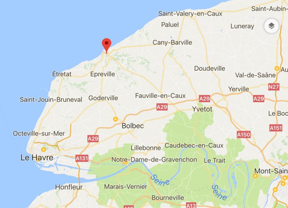 Un chalutier sombre au large de Fécamp avec 8 tonnes de gasoil, les 5 marins sont sains et saufs