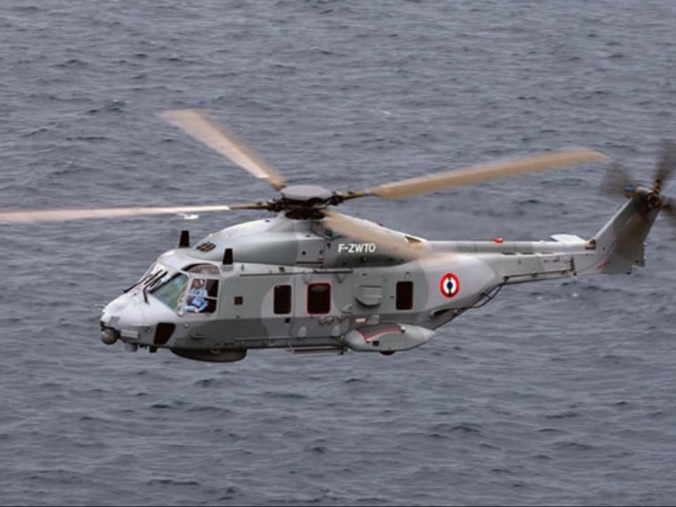 Un important dispositif de secours a été déployé ce dimanche en début de nuit au large de Port-en-Bessin (Illustration)