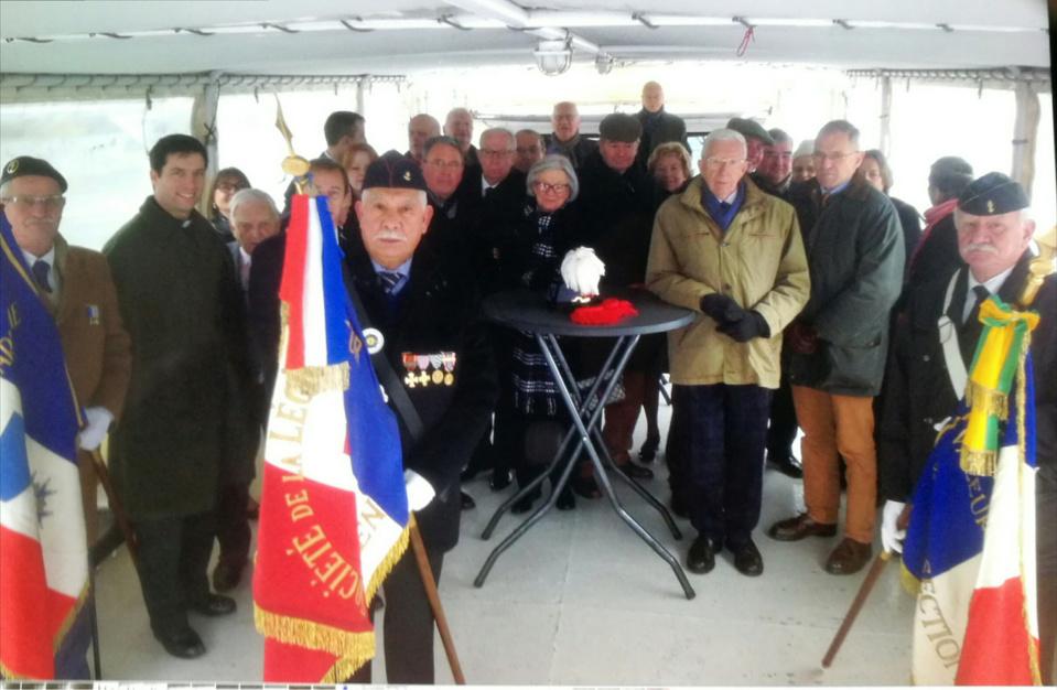 Une occasion de marquer la solidarité entre les générations et avec les familles éprouvées par la perte de l'un des leurs au service de la France