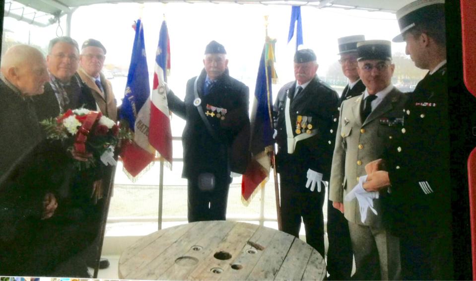 Ils perpétuent une tradition : les Saint-Cyriens de l'Eure et de Seine-Maritime réunis à Rouen