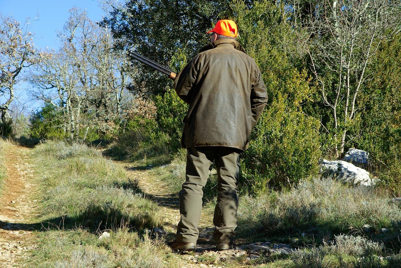 Le chasseur aurait trébuché et le coup de feu serait parti tout seul, l'atteignant à une épaule (Illustration © Pixabay)