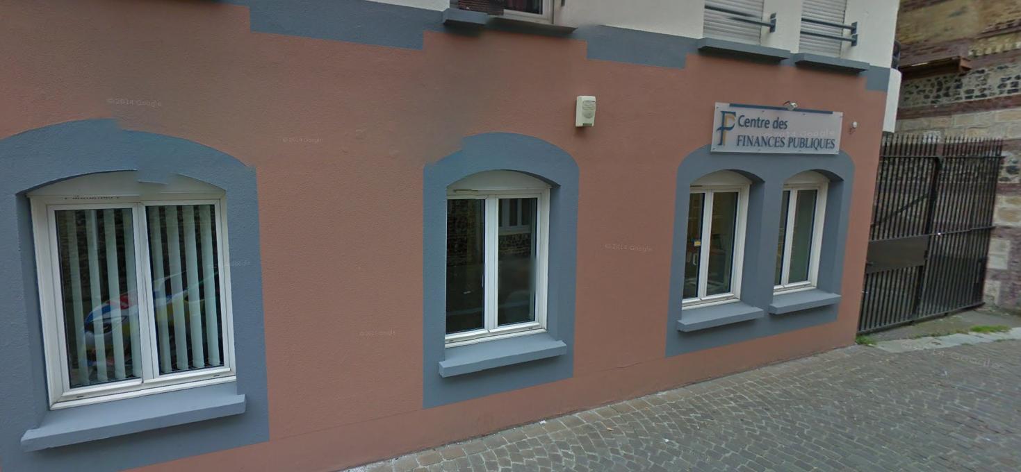 L'agence du Trésor public d'Harfleur, rue des Caraques, avait déjà été braqué le 22 novembre dernier