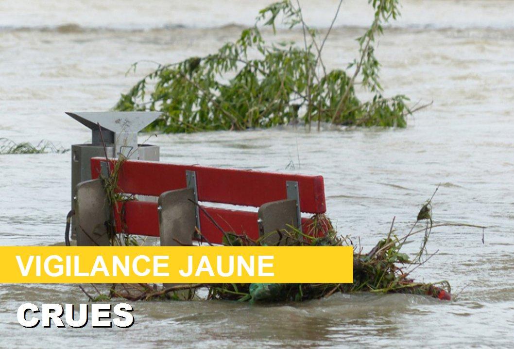 Crues dans l'Eure : les riverains des cours d'eau doivent rester vigilants