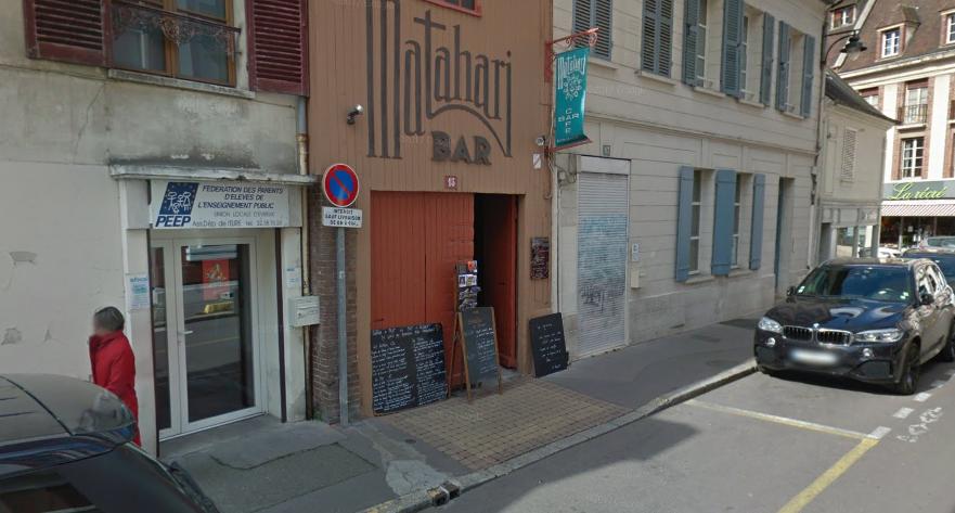 Le ou les cambrioleurs ont brisé une fenêtre du local de la PEEP pour pénétrer dans les locaux, rue de la Petite Cité (Illustration)