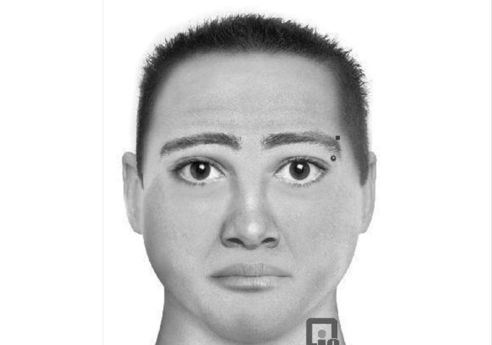 La gendarmerie a publié le portrait robot de l'homme qu'elle recherche (Document © gendarmerie/Facebook)
