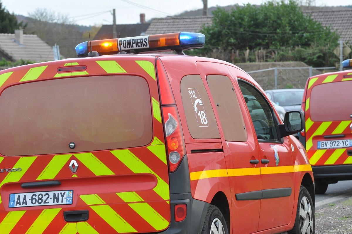 Le jeune homme, grièvement blessé, a été pris en charge par les pompiers et transporté au CHU de Rouen en état d'urgence absolue (Illustration © infonormandie)