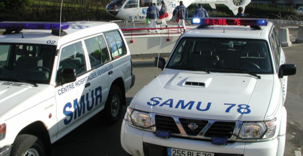 Le médecin du SAMU a délivré un certifcicat de décès avec obstavle médico-légal (Illustration © CH-Versailles)