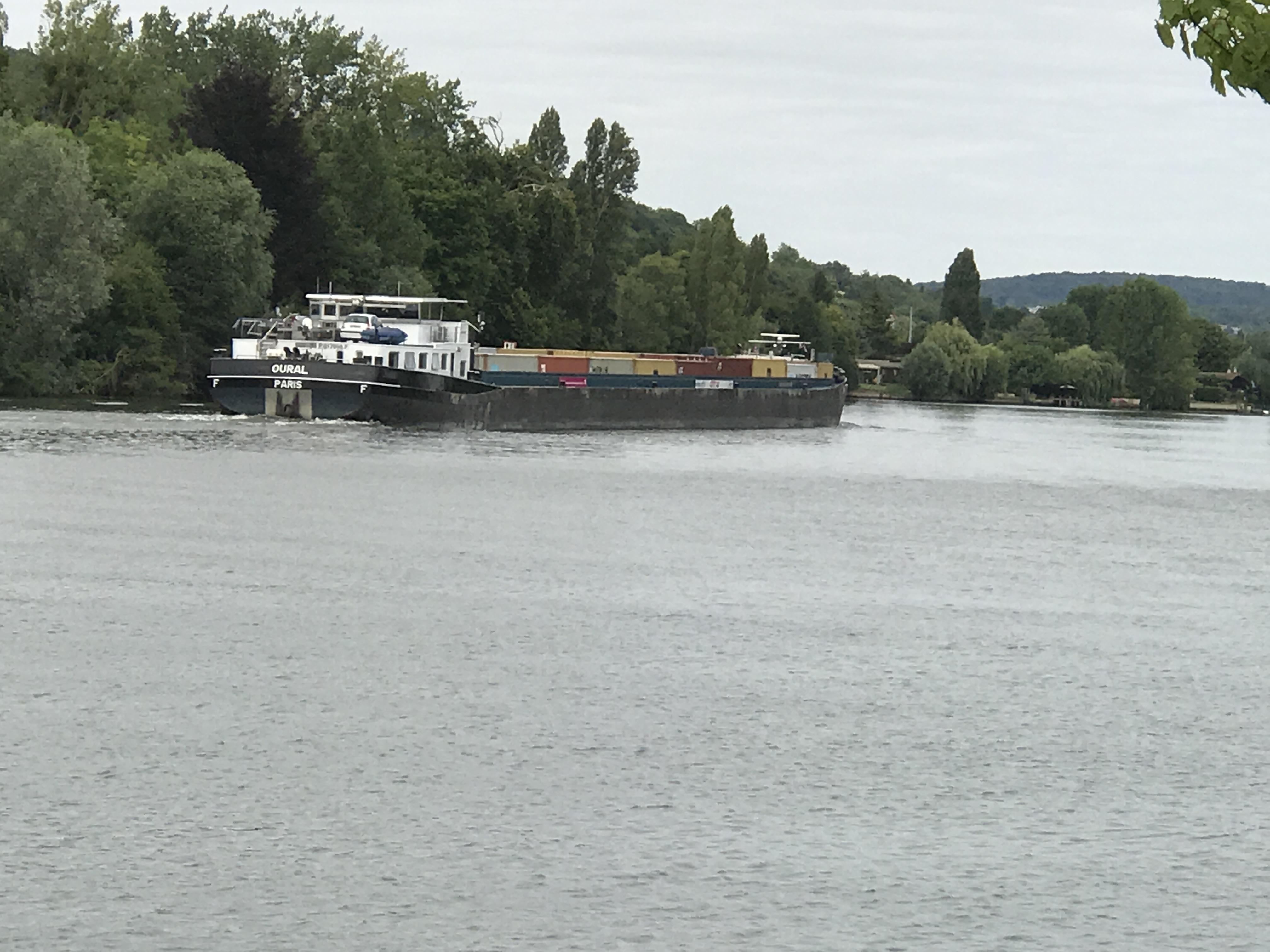 La navigation sur la Seine est interdite depuis ce mercredi 13 heures (Illustration © infonormandie)