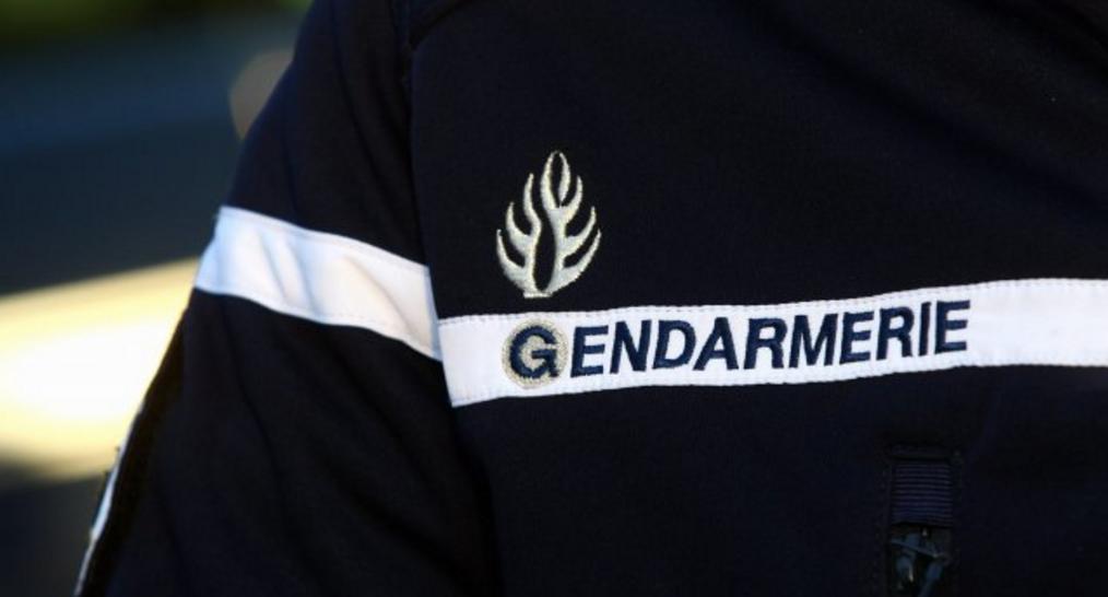 Les gendarmes de Louviers ont interpellé lundi matin le mari violent (Illustration)