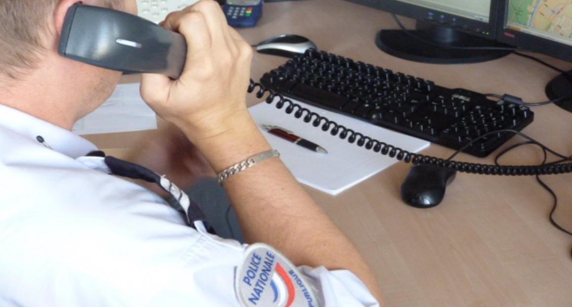 Les policiers sont parvenus à géolocaliser le téléphone portable de l'octogénaire (Illustration)