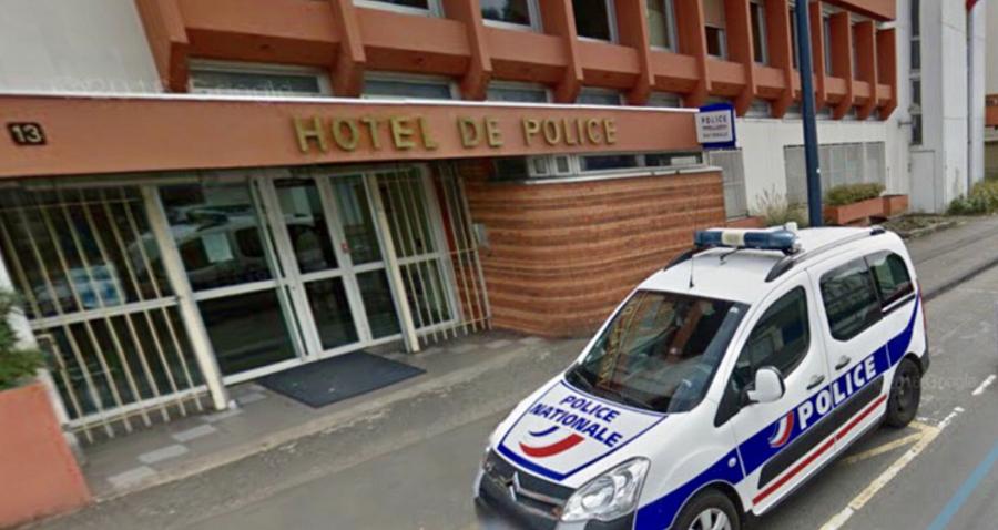 Le conducteur sans permis et alcoolisé était toujours retenu à l'hôtel de police ce soir (Illustration)