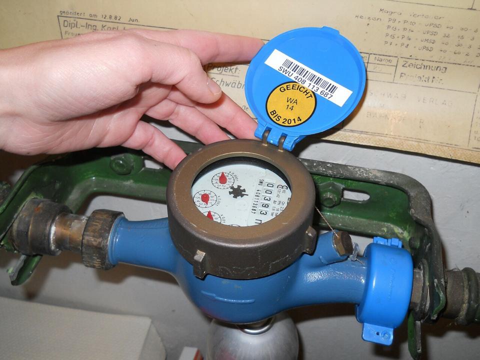 Le faux agent des eaux a prétexté la fermeture du compteur (Illustration @ Pixabay)