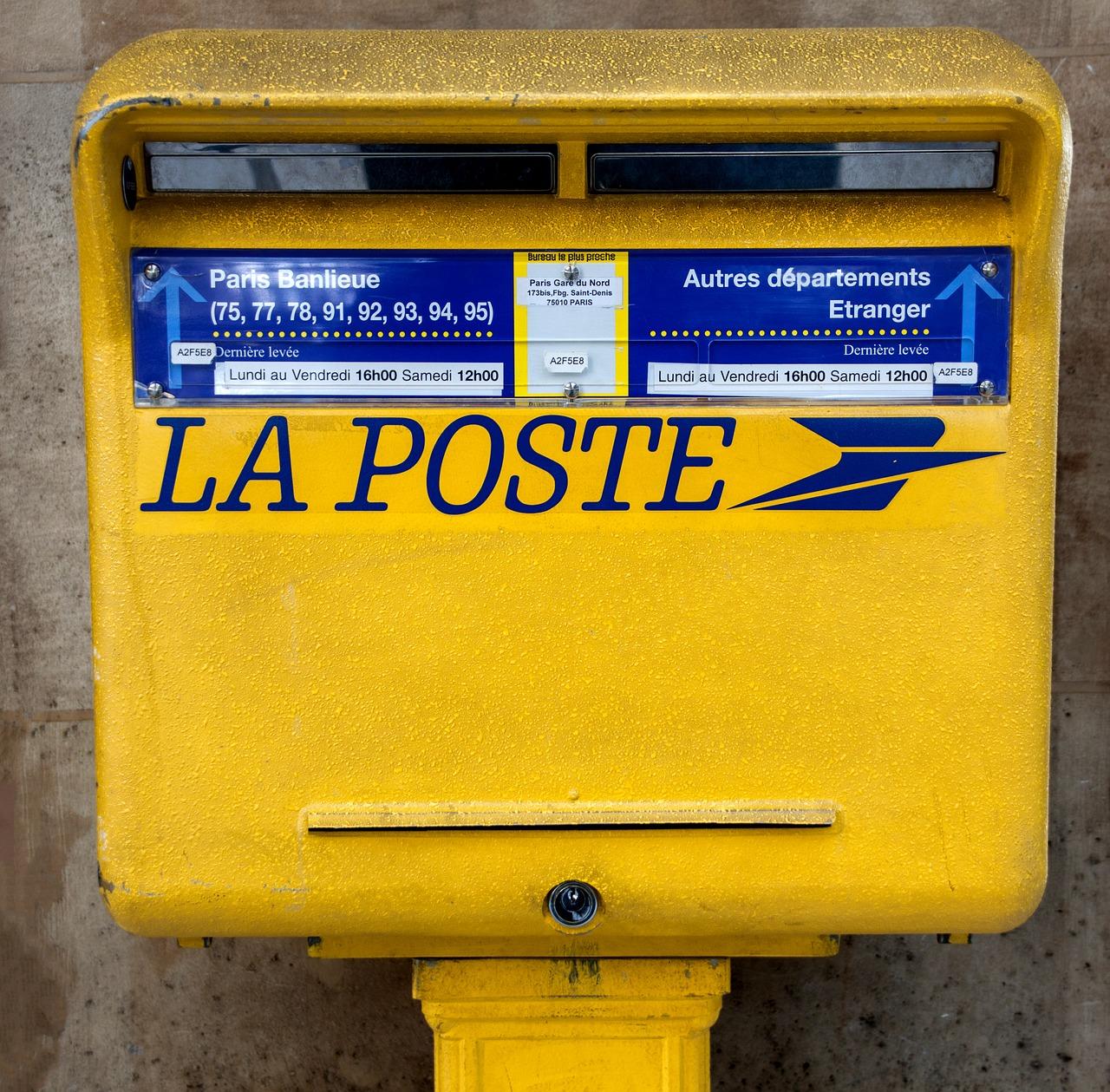 Une centaine de lettres ne sont jamais arrivées à leurs destinataires (Illustration © Pixabay)