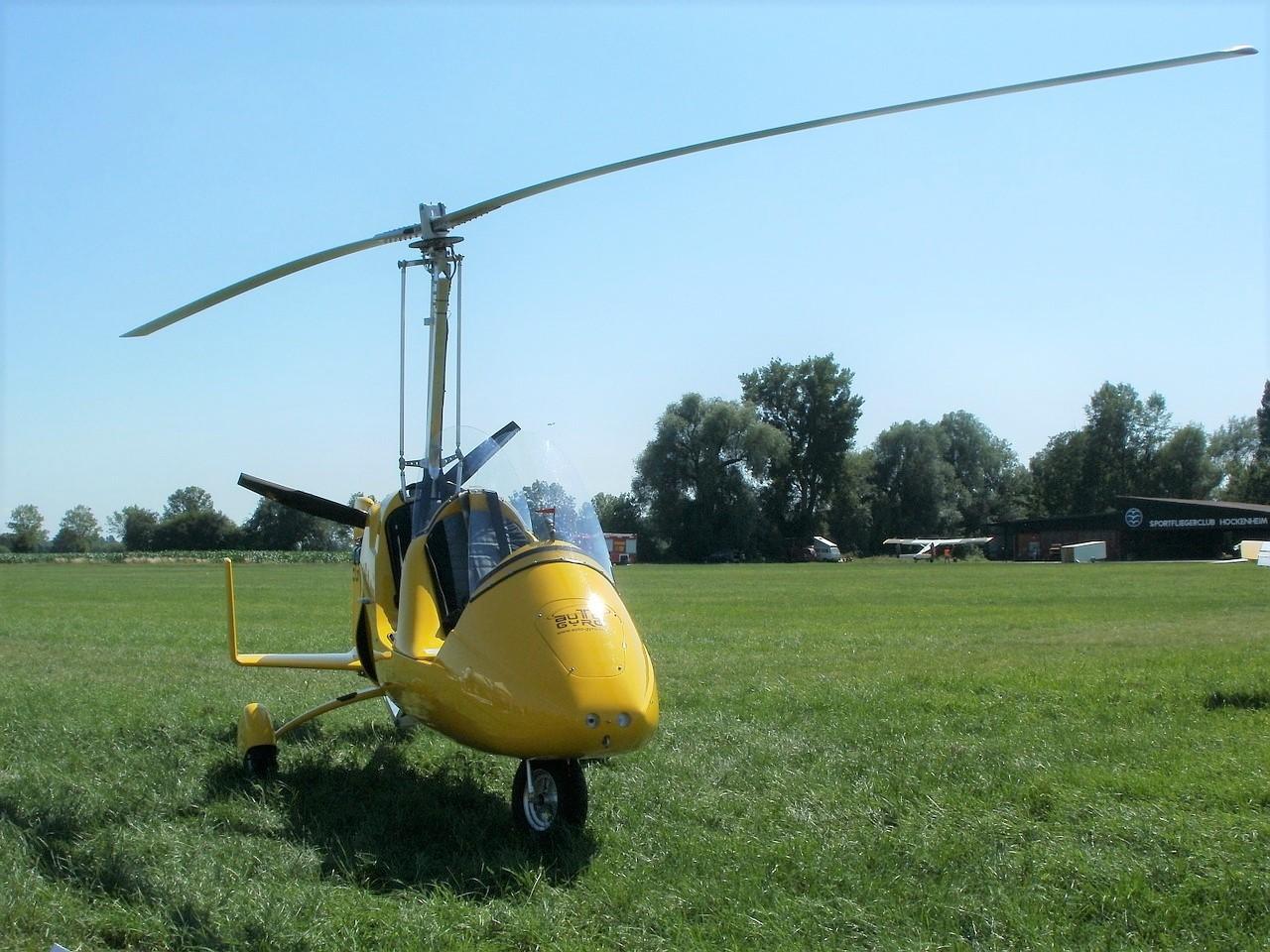L'appareil qui s'est écrasé à Flavacourt est un autogyre biplace de ce type (Illustration © Pixabay)