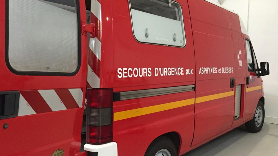 La vitime a été dégagée par les sapeurs-pompiers qui l'ont transportée à l'hôpital Monod (Illustration © Pixabay)