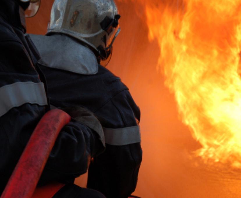 Une vingtaine de sapeurs-pompiers sont intervenus peu après 6 heures - Illustration