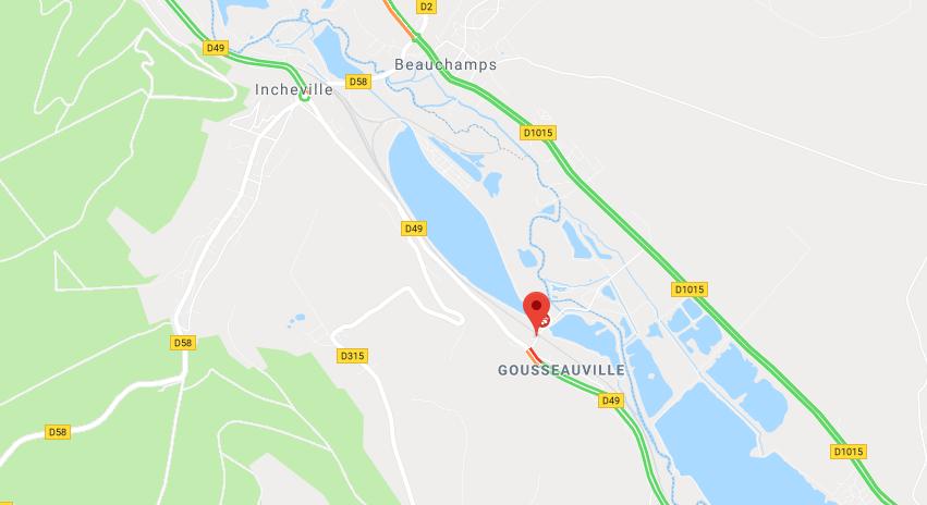 Accident de la route à Incheville (Seine-Maritime) : la conductrice était inconsciente à l'arrivée des secours