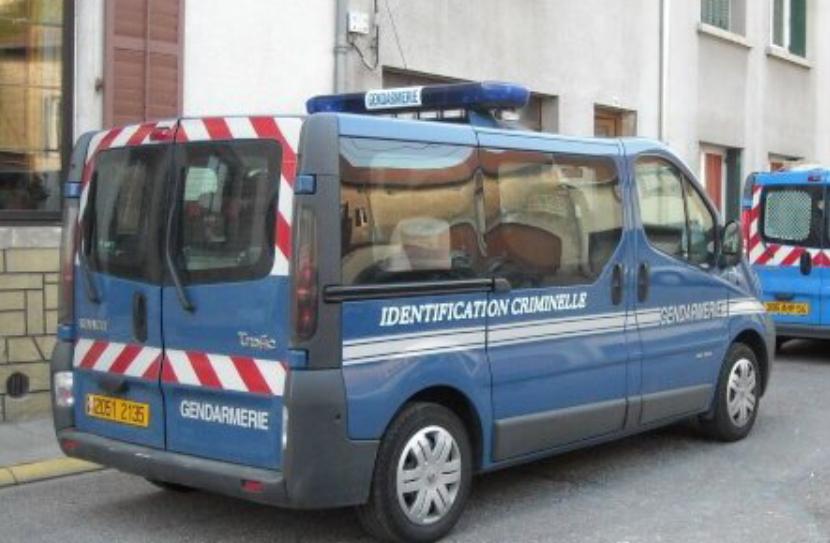 Plusieurs unités de gendarmerie ont été mobilisés sur cette affaire, dont la cellule d'identification criminelle de Rouen - Illustration