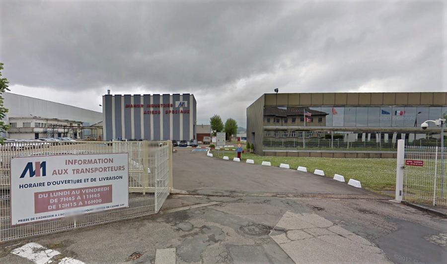 Manoir Industries  est implantée à Pîtres, dans l'Eure