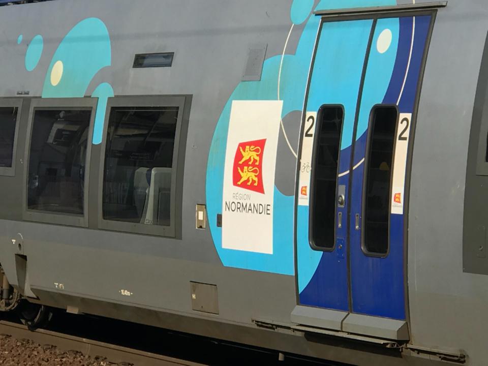 Seine-Maritime : une personne tuée par un train régional à Saint-Aubin-sur-Scie, près de Dieppe