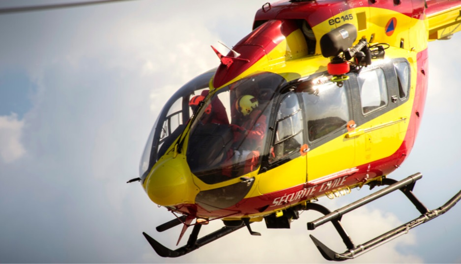 L'enfant a été transporté médicalisé vers les urgences pédiatriques du CHU de Rouen - Illustration