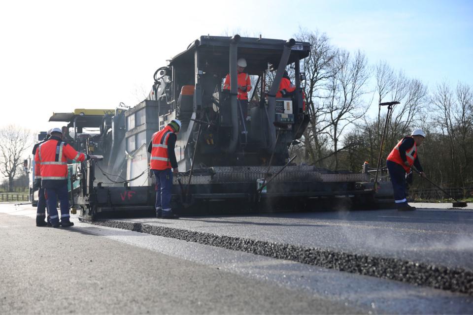 Les travaux de construction ont coûté plus de 10 millions d'euros, dont 80 % financés par le Département de l'Eure - Illustration © CD27