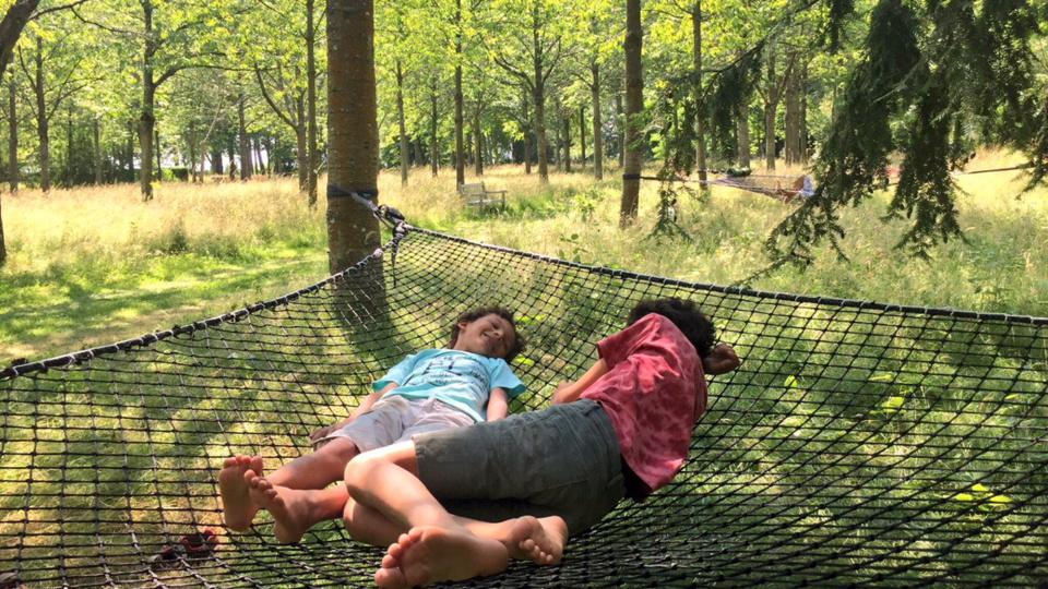 Siestes à l'ombre des arbres - Du 11 juillet au 29 août,