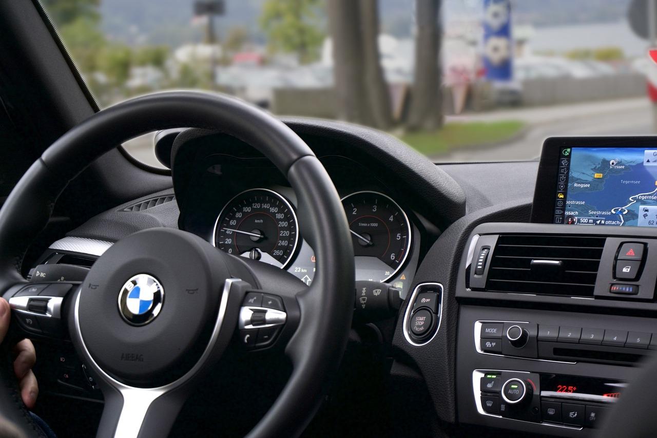 La BMW du jeune homme a été saisie et placée sous scellés par les gendarmes dans l'attente d'une décision judiciaire - Illustration © Pixabay