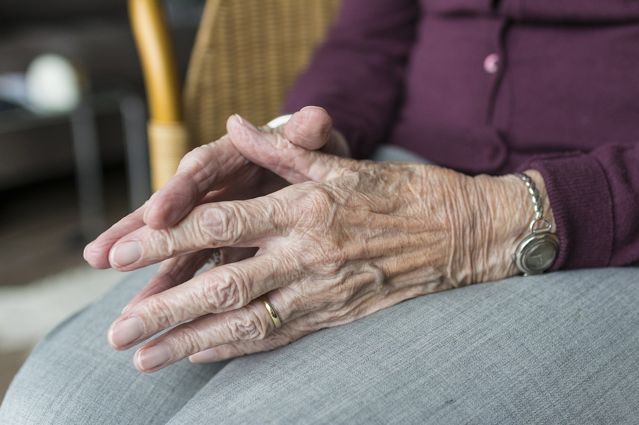 C'est la fille de la vieille dame, qui a découvert le pot aux roses - Illustration © Pixabay