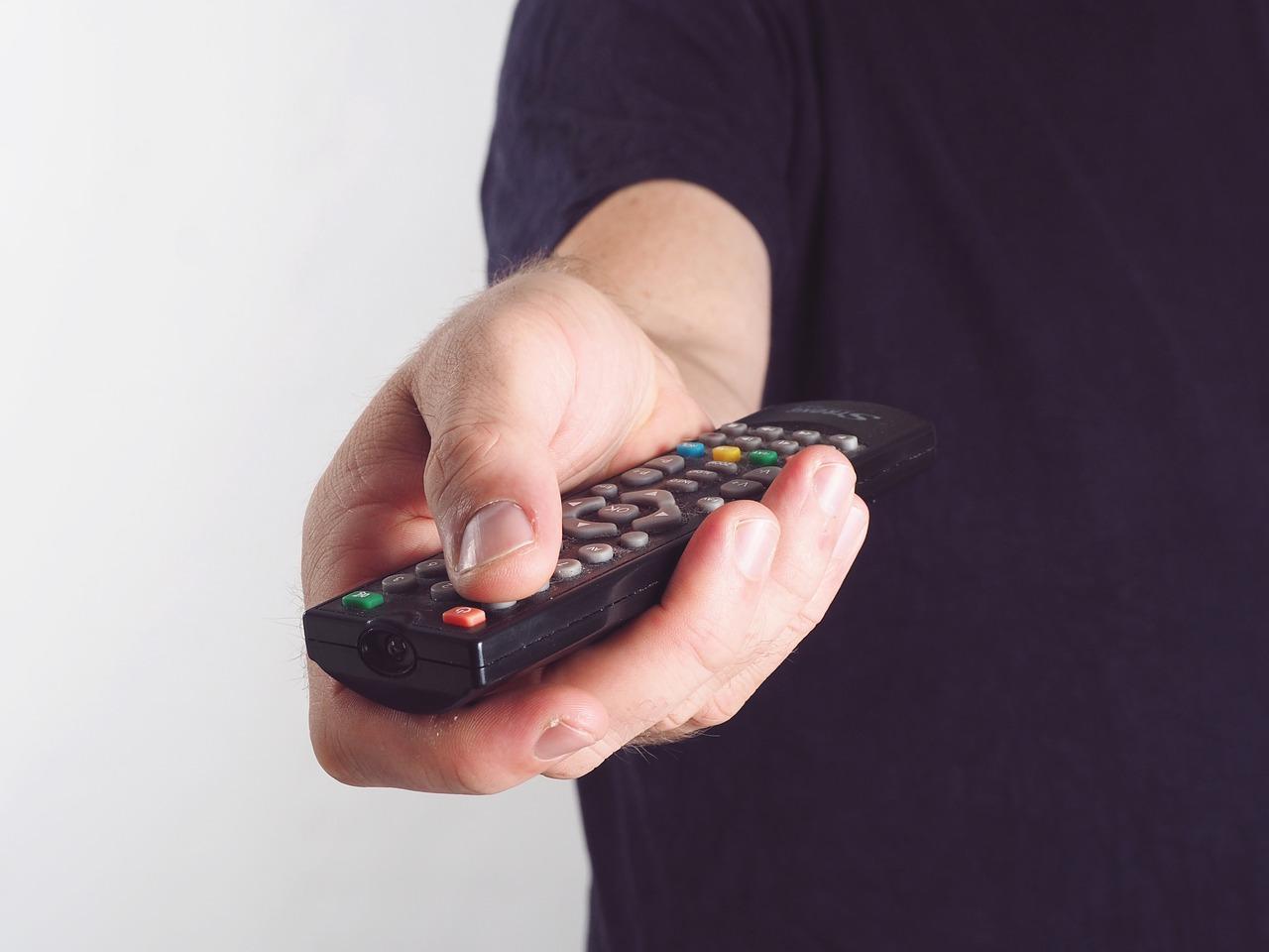 La bagarre a éclaté pour une histoire de télécommande - Illustration © Pixabay