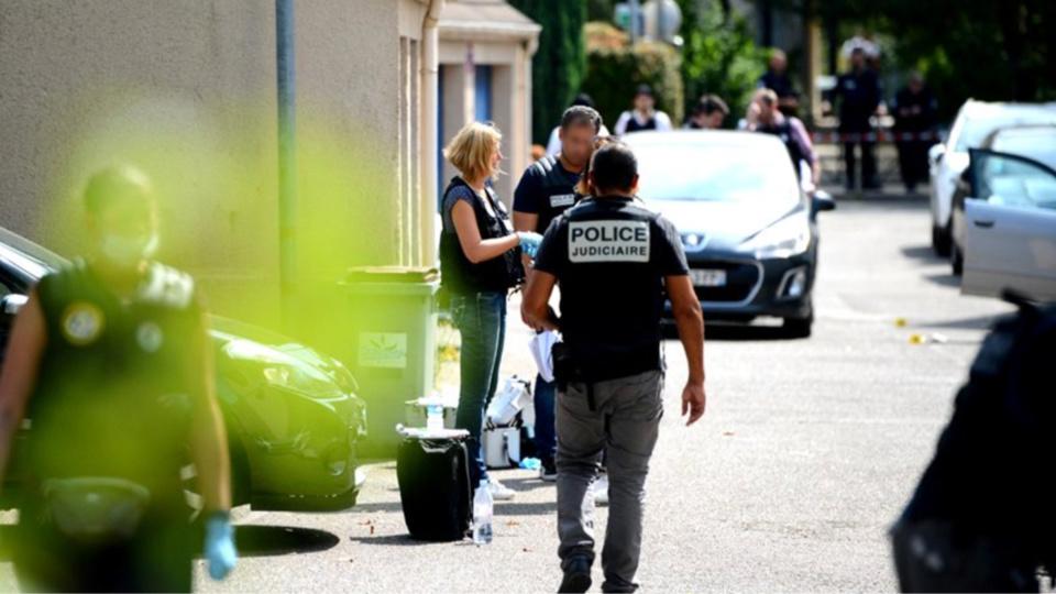 L'enquête est confiée à la Direction régionale de police judiciaire de Versailles - Photo © DDSP78/Twitter