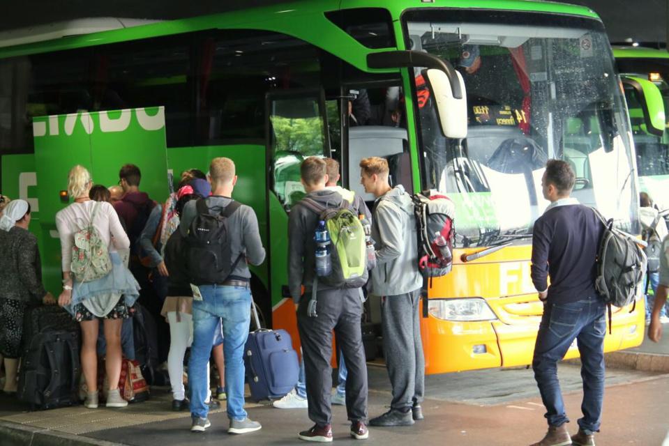 La compagnie de transport est en nette progression en Normandie aussi - Illustration @ FlixBus