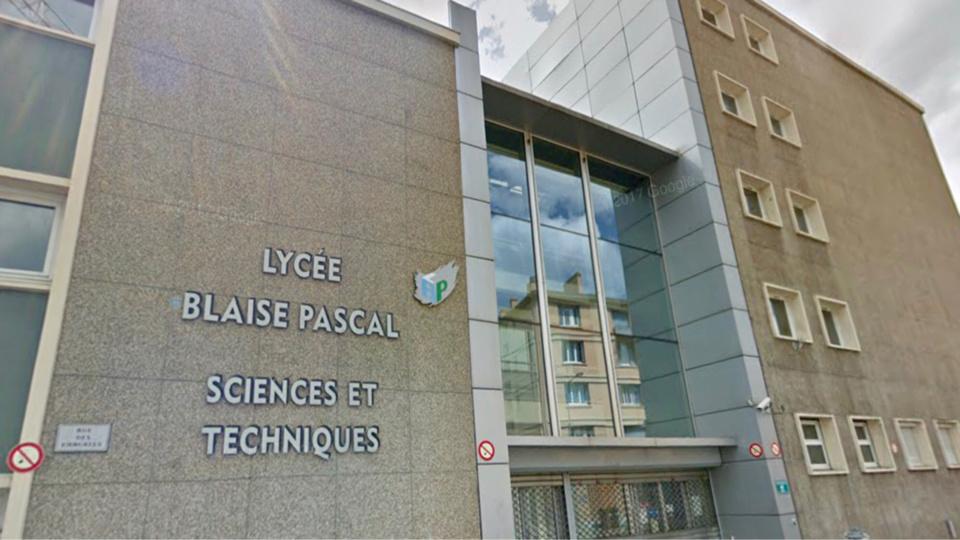 Le recteur de Normandie en visite dans une «classe passerelle» au lycée Blaise-Pascal à Rouen