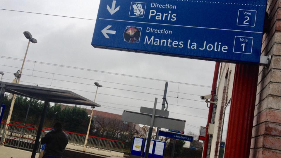 Le trafic a été fortement perturbé une partie de la journée sur la ligne J, entre Mantes-la-Jolie et Paris-Saint-Lazare  - Photo © infonormandie