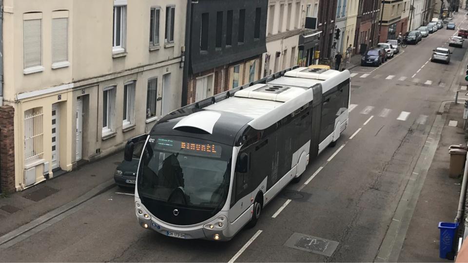 Les bus n'ont pas circulé ou ont été déviés samedi et dimanche sur certaines lignes du réseau Astuce - Photo d'illustration © infonormandie