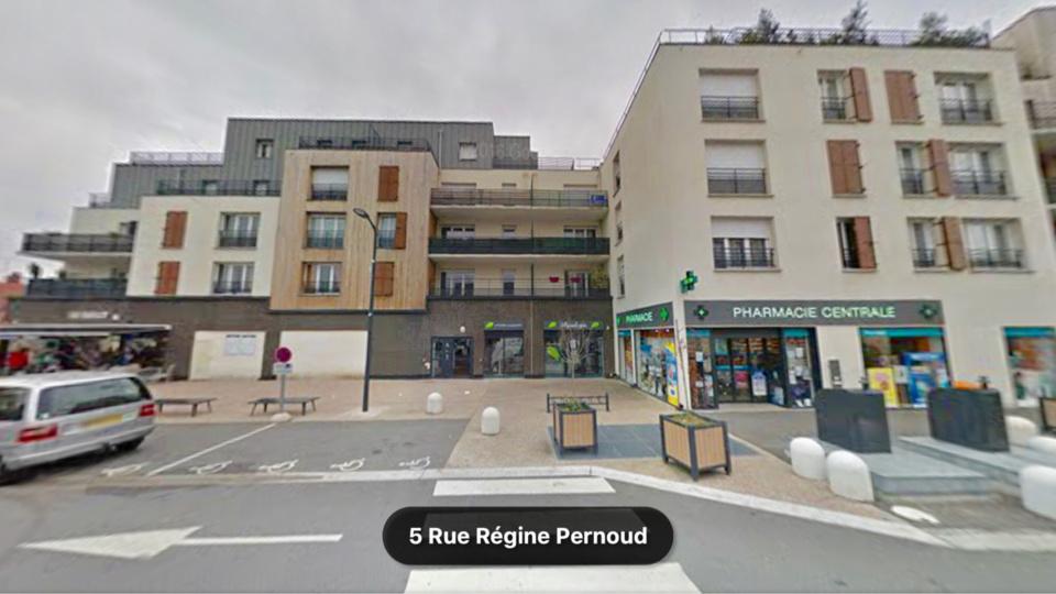 Un relogement a été proposé par la mairie aux habitants de l'immeuble sinistré - illustration @ Google Maps