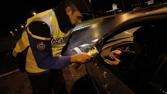 Plus de 5700 dépistages d'alcoolémie ont été réalisés dans la nuit par les forces de l'ordre en Seine-Maritime - Illustration © Gendarmerie