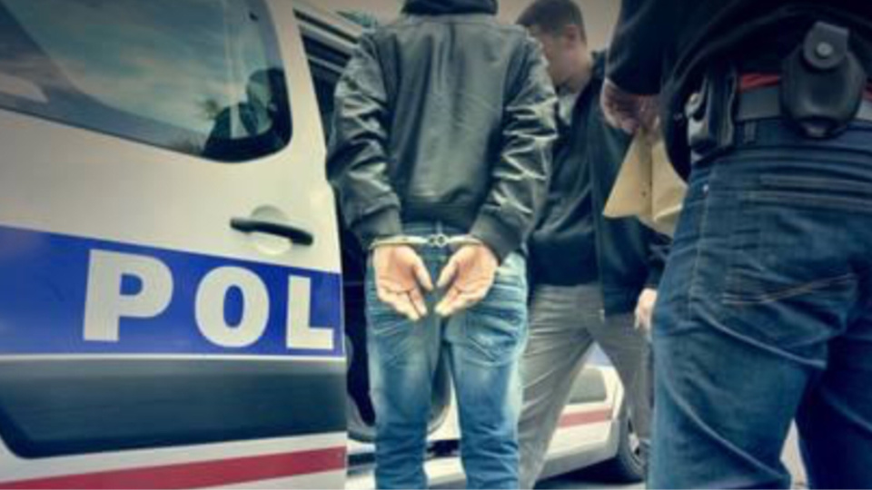 L'auteur des violences s'est rebellé lorsque les policiers ont voulu l'interpeller - illustration
