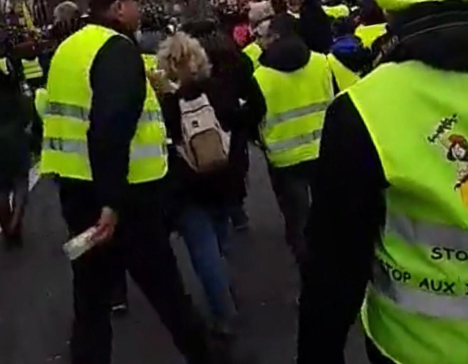 400 manifestants environ sont recensés cet après-midi dans les rues de Rouen - Photo d'illustration © V.Q.